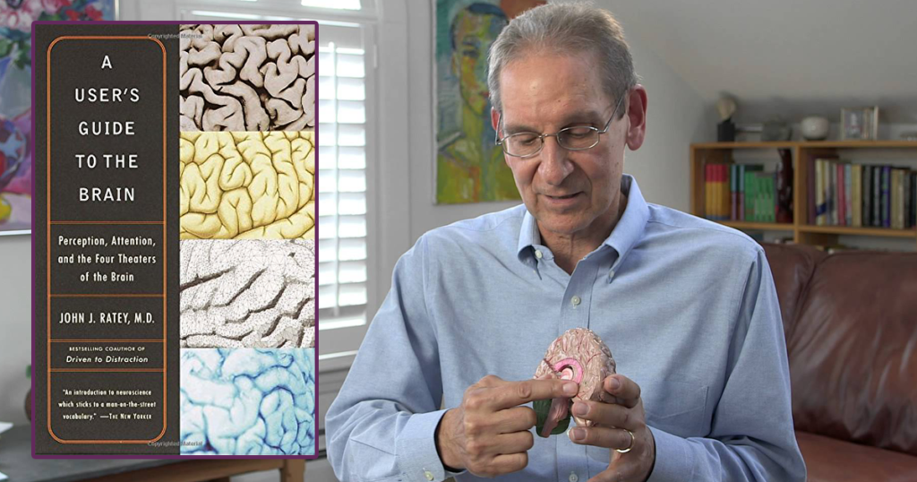 Use Your Brain or Lose It: A Conversation with Dr. John Ratey