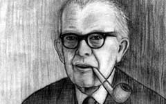 Young Jean Piaget Jean Piaget: Fa...
