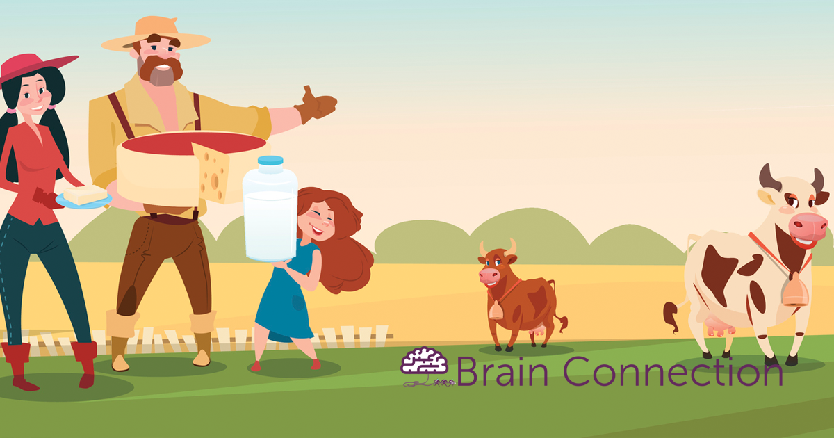 Farmers Memory Challenge - Brain Connection