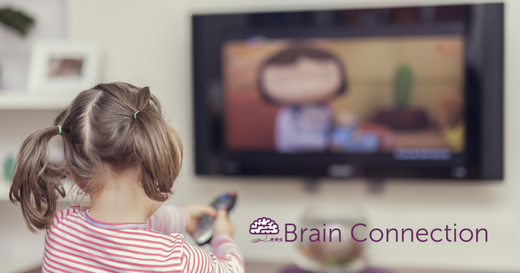 Kids Who Watch TV Have Bigger Brains – But Not in a Good Way
