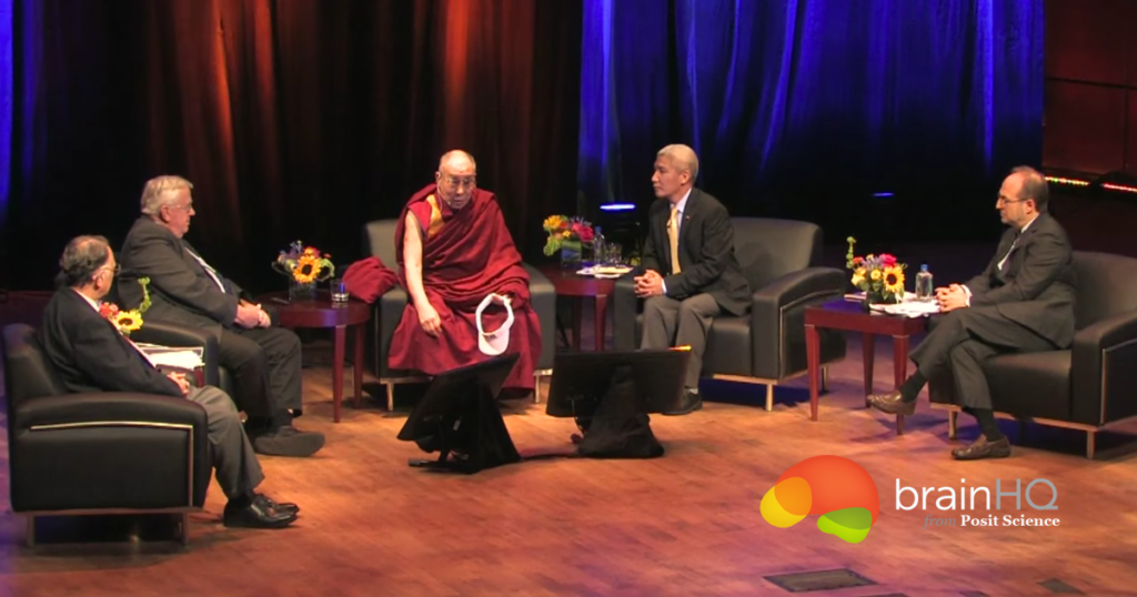 Video: Michael Merzenich in Conversation with the Dalai Lama